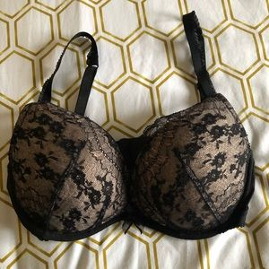 Victoria's Secret Intimates & Sleepwear - GUC Victoria's Secret VS Bra with Lace-Up Detail